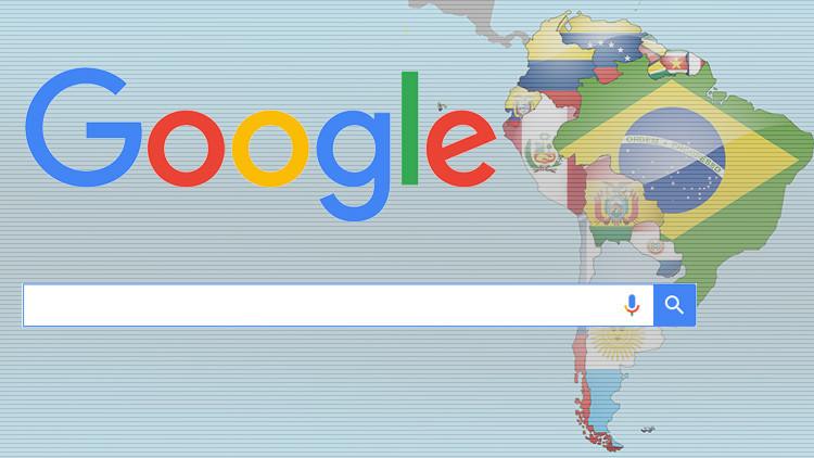 ¿Por qué Argentina es tan blanca y Chile tan estrecho? Google revela qué se piensa de Sudamérica