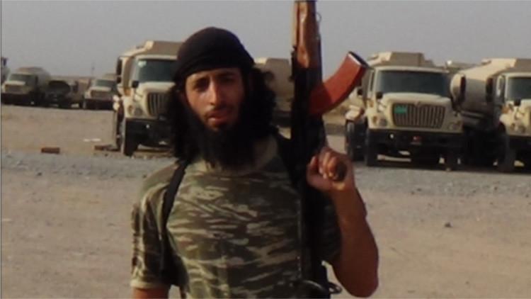 A cara descubierta: Publican las primeras imágenes del 'yihadista John' sin máscara