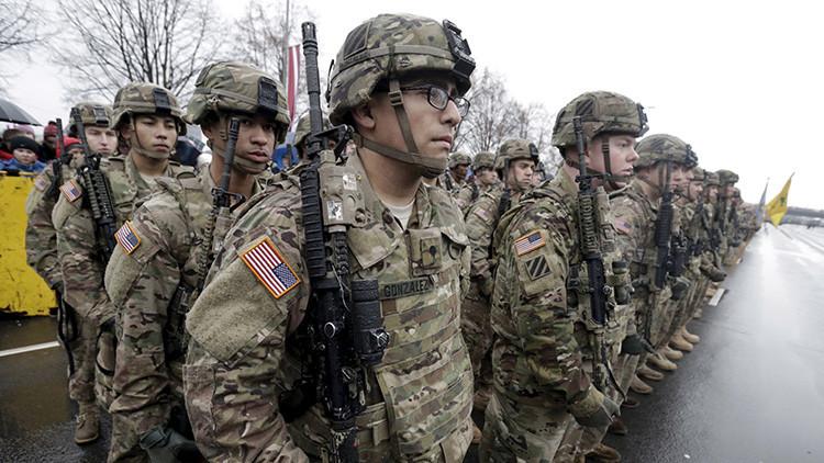 """""""Impedir la agresión rusa"""", la prioridad principal para EE.UU. en Europa"""