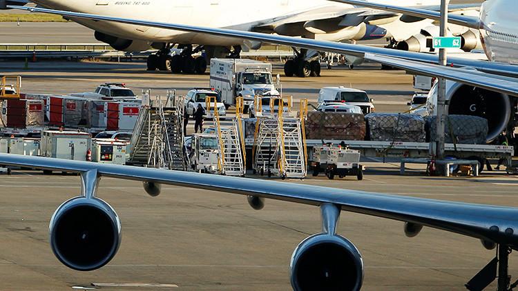 Evacúan el aeropuerto de Atlantic City en EE.UU. por posible amenaza de bomba