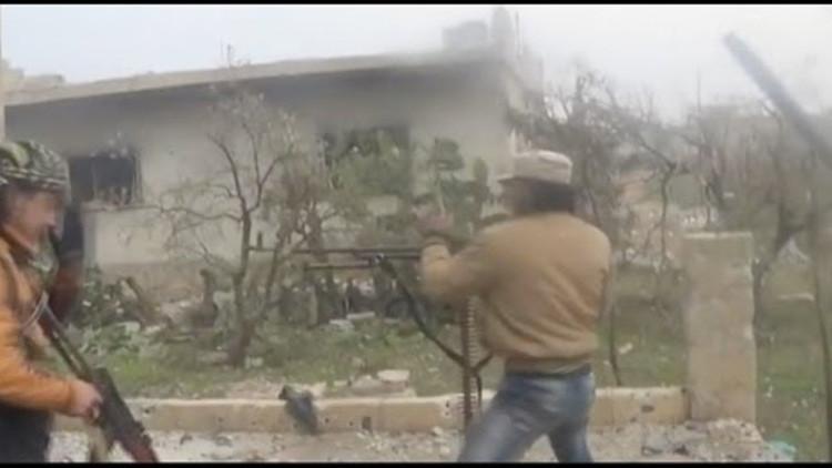 Francotirador mata con un disparo certero en la cabeza a un islamista que presumía ante la cámara