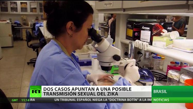 Dos casos apuntan a una posible transmisión sexual del zika