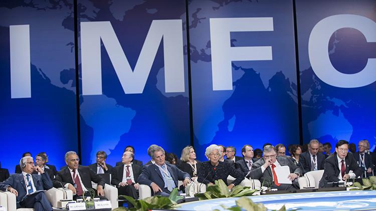 """Venezuela: """"Pedir dinero al FMI está absolutamente descartado"""""""