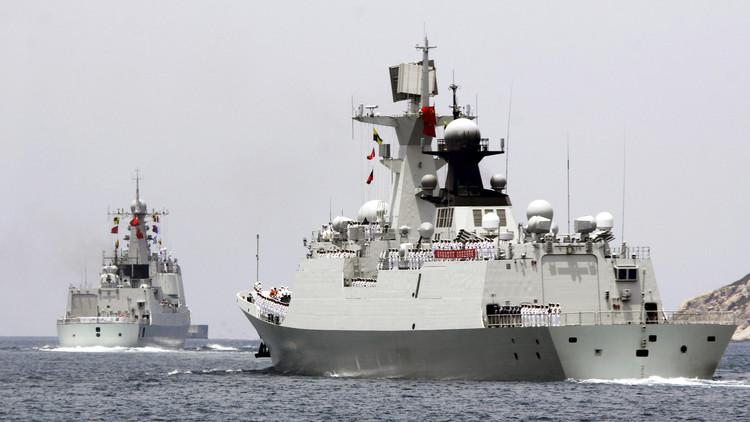 Cómo podría la armada de China aplastar a la marina de EE.UU.