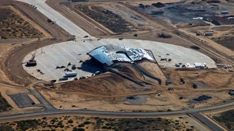 ¿Qué proyecto secreto está probando Google en el desierto de Nuevo México?