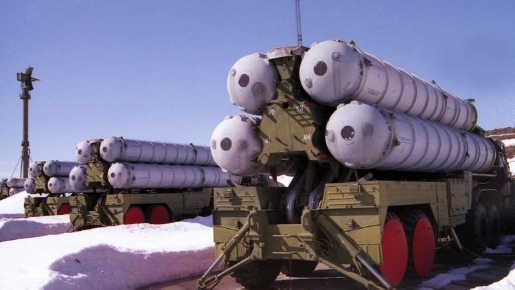 Sistema de defensa aérea S-300