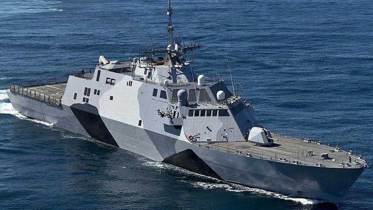 """El Pentágono: Los nuevos buques de guerra no pueden hacer frente ni a """"un ataque modesto"""""""
