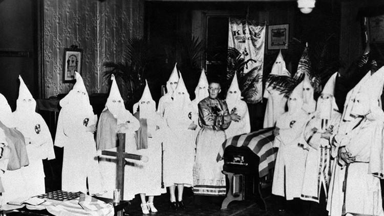 Ku Klux Klan 2016: ¿Qué hacen hoy las organizaciones secretas?