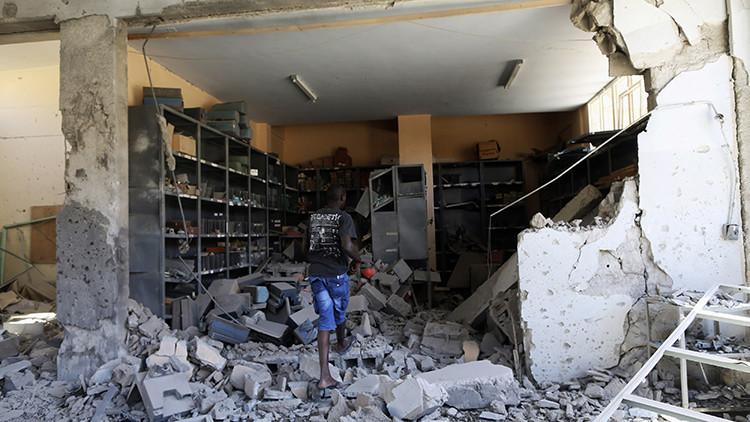 Entre los bombardeos: Una profesora desafía al Estado Islámico