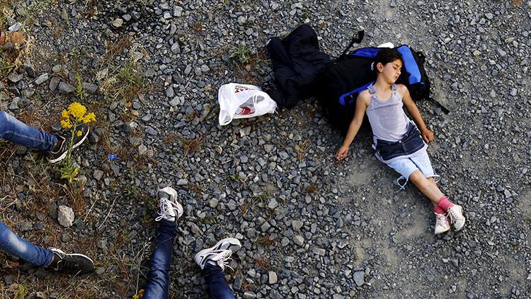 Se desconoce el destino de más de 10.000 niños refugiados en Europa