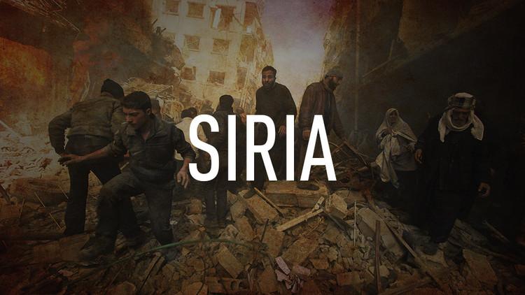 La devastadora guerra en Siria en cifras impactantes