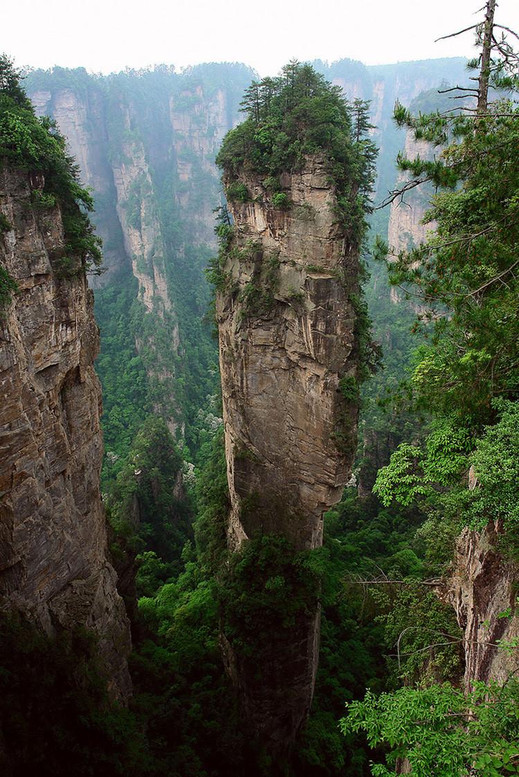 Montaña Aleluya de Avatar