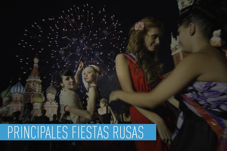 Principales fiestas rusas