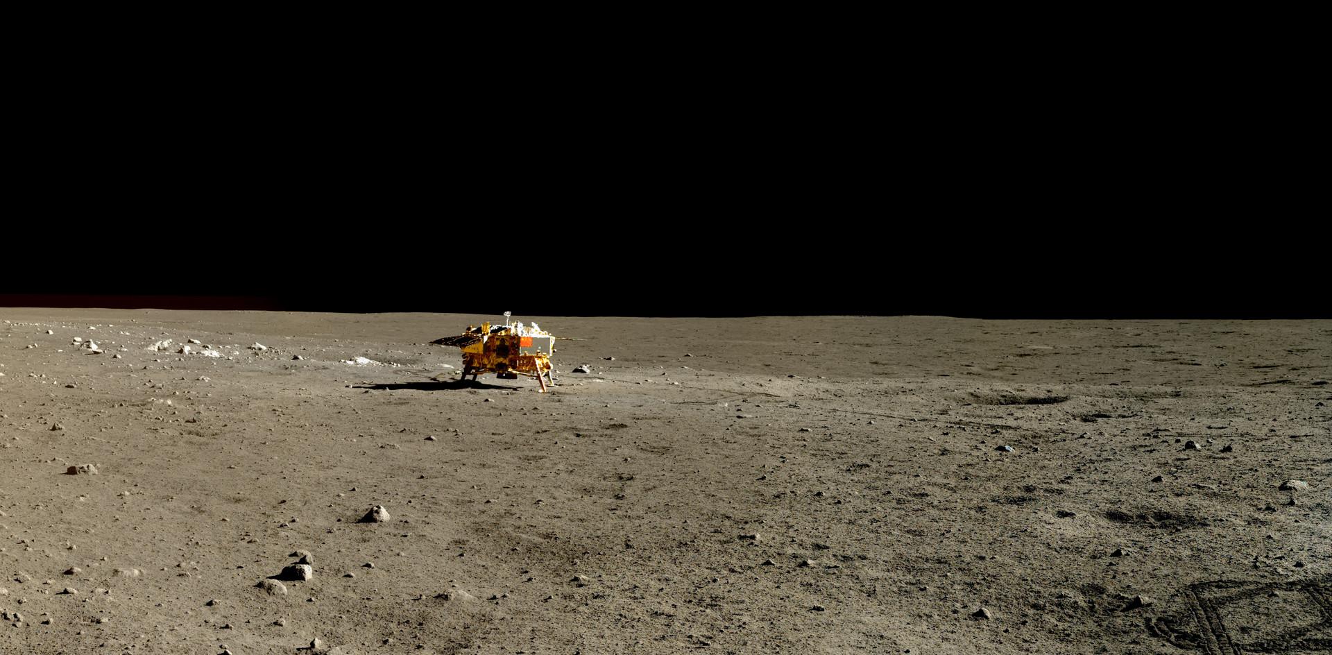 moon landing color - photo #39