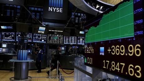 El promedio industrial Dow Jones
