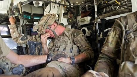 La OTAN está al borde del fracaso en Afganistán