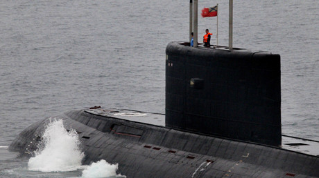 Submarino diesel-eléctrico de ataque clase Varshavianka