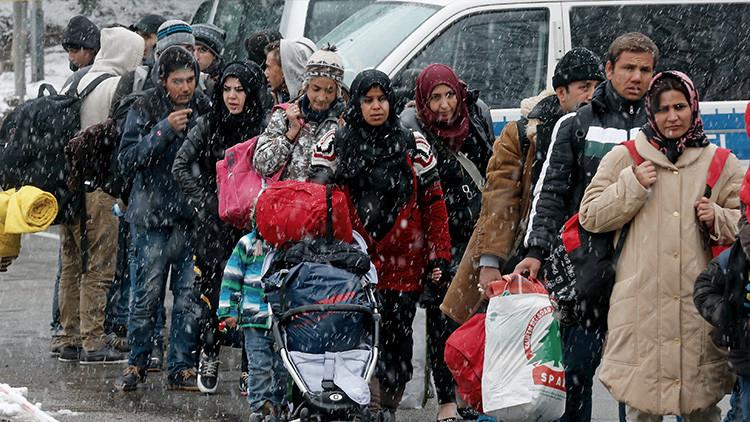 Austria ofrecerá 500 euros a los inmigrantes sin asilo que acepten ser deportados