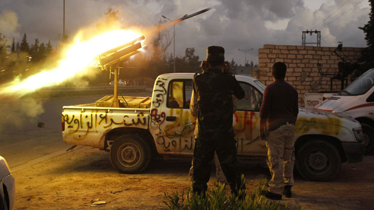 EE.UU. y el Reino Unido están negociando una nueva intervención en Libia