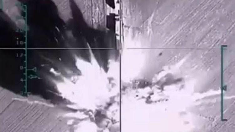 Ni Usain Bolt: video muestra cómo corren los militantes del Estado Islámico ante los ataques aéreos