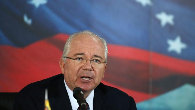 """Representante de Venezuela ante la ONU a RT: """"Hay que respetar la soberanía de los países"""""""