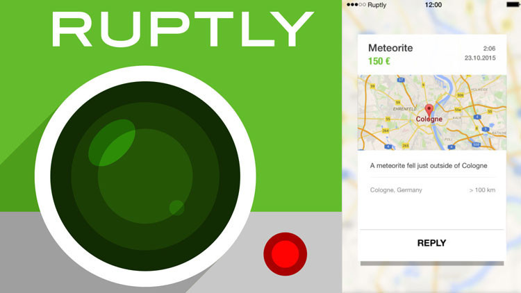 Periodismo de última generación: conviértase en reportero con la nueva 'app' de Ruptly