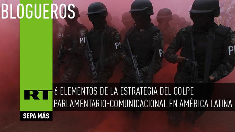 América Latina: ¿se aproximan  golpes de estado parlamentario-comunicacionales?