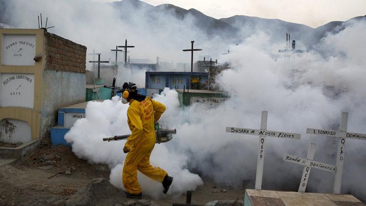 La OMS declara emergencia internacional por el virus del Zika