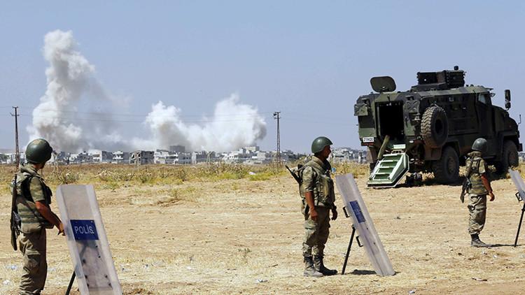 Siria exige que Turquía deje de violar su soberanía