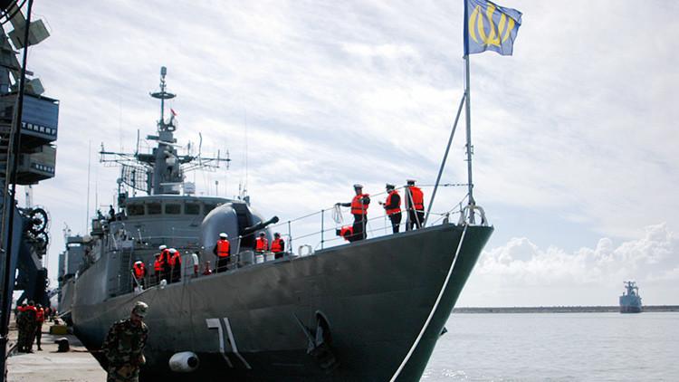 """Irán obtiene """"mucha información"""" de los ordenadores de los marineros de EE.UU."""