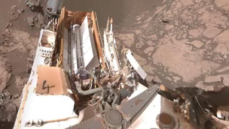 VIDEO: Facebook y la NASA muestran Marte en 360°