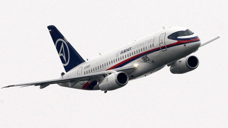 La flota de Air France puede incorporar hasta 25 aviones rusos Sukhoi