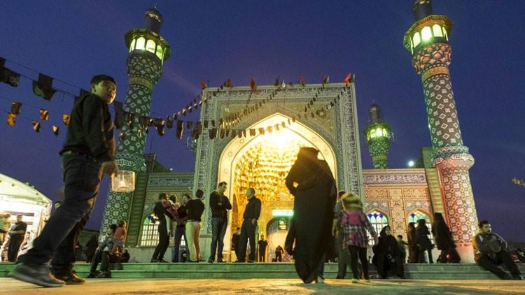 Clérigos vistos como nunca antes: cuenta en Instagram muestra fotos inusuales de imames iraníes