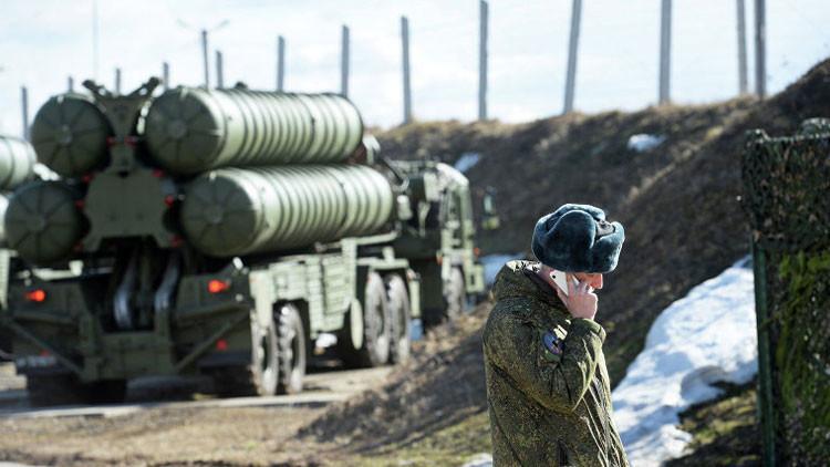 La potencia del sistema antimisiles ruso S-500 asusta a EE.UU.