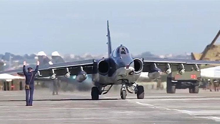 El Pentágono reconoce la profesionalidad de los militares rusos en Siria
