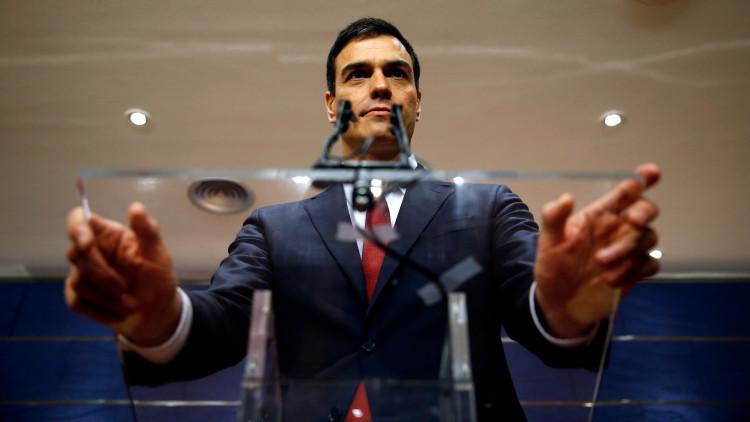 El rey propone a Pedro Sánchez como candidato a presidir el Gobierno de España