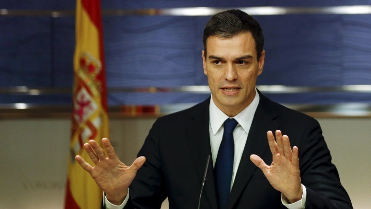 """Pedro Sánchez: """"El cambio debe ser para la mayoría de nuestros ciudadanos o no será"""""""