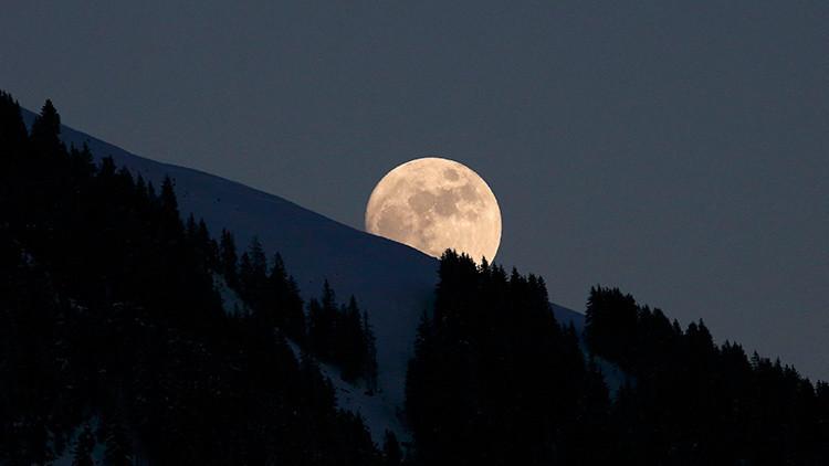 No olvide el paraguas en luna llena: descubren características intrigantes de la Luna