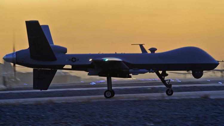 Una radio del Estado Islámico en Afganistán es destruida por un dron de EE.UU.