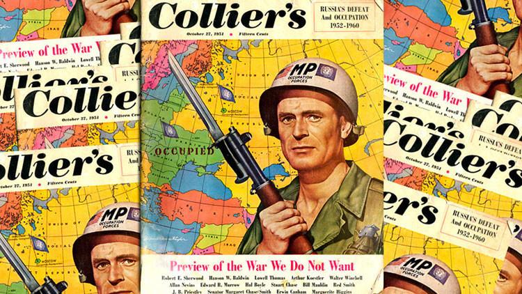 El mapa de la discordia: Diplomáticos de Rusia y EE.UU. discuten sobre la Tercera Guerra Mundial