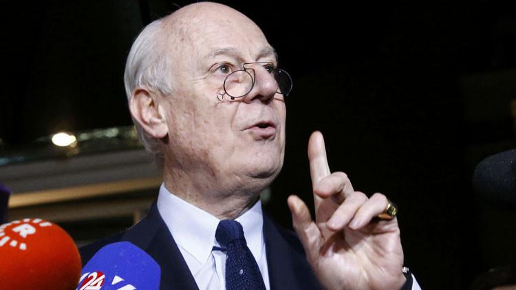 Se suspenden temporalmente las negociaciones de paz sobre Siria en Ginebra
