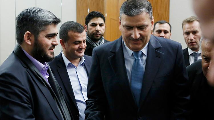 La oposición siria abandona la mesa de diálogo sobre Siria en Ginebra