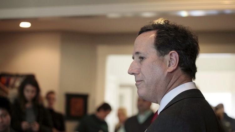EE.UU.: El republicano Rick Santorum abandona la carrera presidencial
