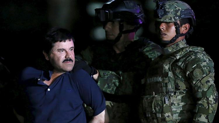El Chapo obtiene amparo contra la extradición a Estados Unidos