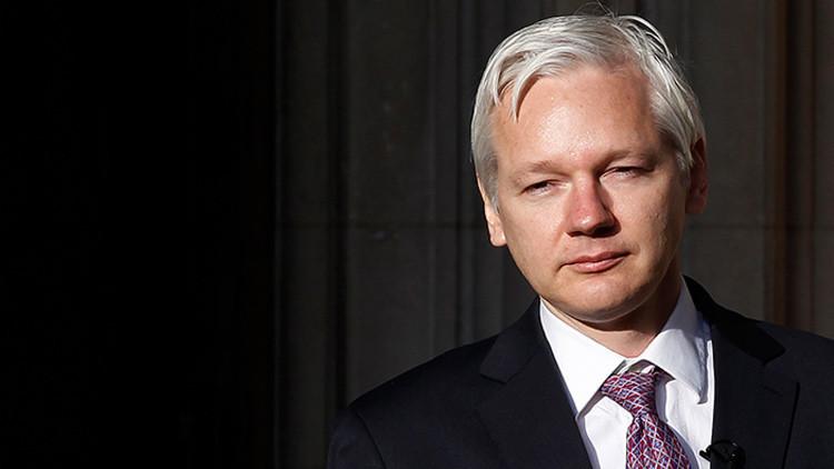 """Assange: """"Me entregaré a la Policía británica el viernes si la ONU falla en mi contra"""""""