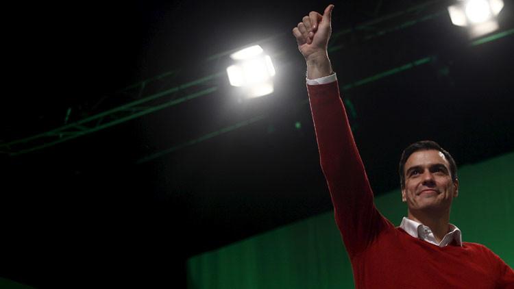 ¿Quién es Pedro Sánchez, el hombre que aspira a presidir el Gobierno de España?