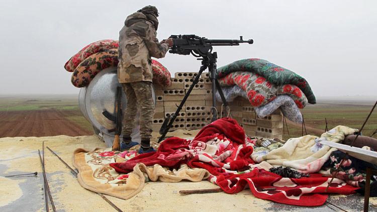 """Cancillería rusa: """"La OTAN defiende la actividad destructiva de Turquía en el norte de Siria"""""""
