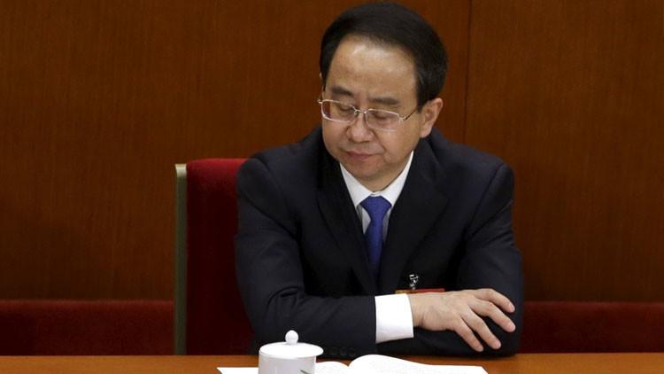 El exasesor presidencial de China, Ling Jihua