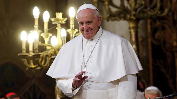 """Papa Francisco: """"No voy a México a tapar violencia ni corrupción"""""""