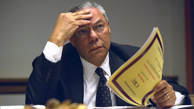 Escándalo en EE.UU.: El correo personal de Colin Powell contenía información 'top secret'